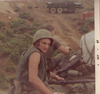 Carey's Hero - Carey Torrice's Father Larry DeJaeghere in Vietnam