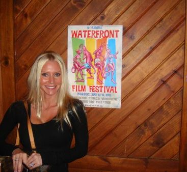 Waterfront Film Festival - Carey attends the 5th largest film festival in the World