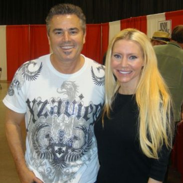 """Carey with Christopher Knight - Carey chats with Christopher Knight about being a Private Detective on """"Holly's World"""""""