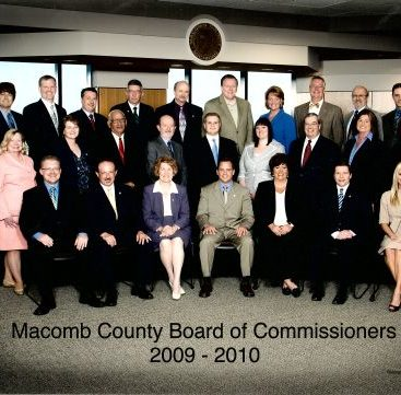 Board Of Commissioners - Carey Torrice's 2nd term on the Macomb County Board of Commissioners