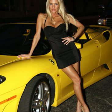 Celebrity Guest Carey Torrice - Diamond Photography